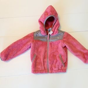 Toddler girl NORTH FACE pink 2T jacket. GUC